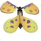 「♣zqion」空を飛ぶチョウ さなぎは蝶になる 自由の蝶 子供たちの魔術道具 20個入 手品道具