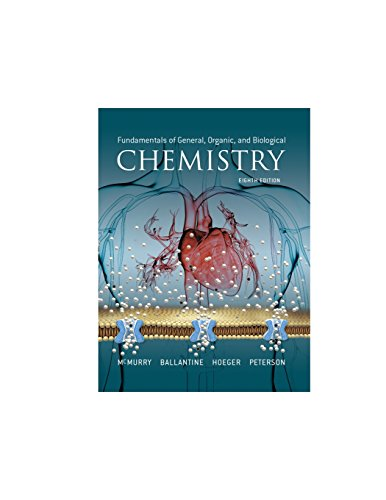 Download Fundamentals of General, Organic, and Biological Chemistry (8th Edition) 0134015185