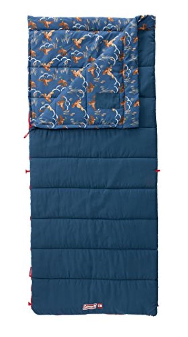 マウンド納税者コンセンサスコールマン(Coleman) 寝袋 コージーII C10 使用可能温度10度 封筒型 ネイビー 2000034773