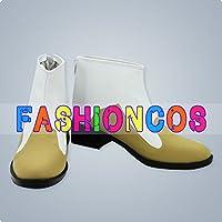 ★サイズ選択可★男性28CM UA0409 テイルズ オブ エクシリア2 ルドガー・ウィル・クルスニク Ludger コスプレ靴 ブーツ