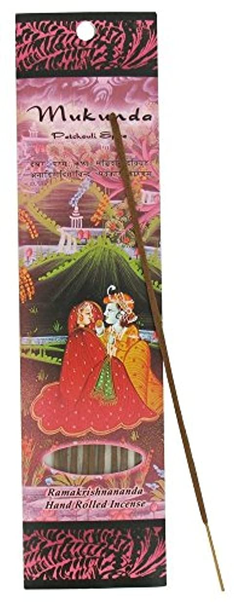 Incense Sticks Mukunda – Patchouli and Spices