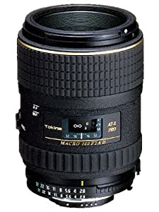 Tokina マクロレンズ AT-X M100 PRO D 100mm F2.8 MACRO ニコン用 フィルム/デジタル一眼対応