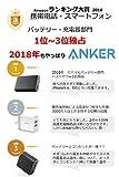 Anker PowerCore 10000 (10000mAh 最小最軽量 大容量 モバイルバッテリー) iPhone&Android対応 *2019年1月時点 (ブラック)