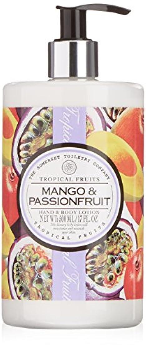 プレゼンター服を片付ける数学的なTropical Fruits Mango & Passionfruit Hand & Body Lotion 500ml