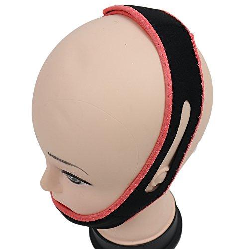 エコビジネス 小顔矯正ベルト 寝ながら矯正 美顔バンド いびき改善 しわやたるみの改善 予防 対策