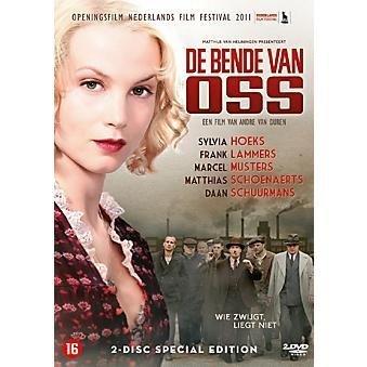 The Gangs of OSS ( De Bende van Oss ) by Frank Lammers
