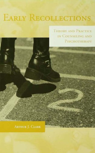 amazon early recollections theory and practice in counseling and