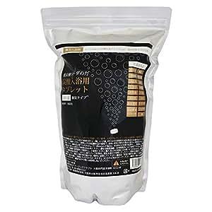 Sin 薬用重炭酸入浴剤タブレット 15g×100錠 個装で新鮮・無添加・無着色