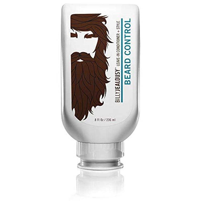 販売計画バッチ反論者ビリージェラシー Beard Control 236ml/8oz並行輸入品