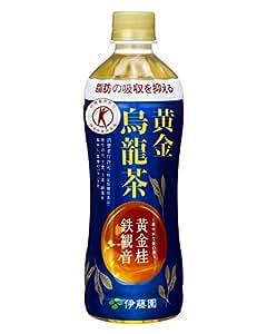 [トクホ]伊藤園 黄金烏龍茶 500ml×24本