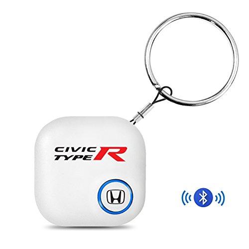 ホンダ・シビックタイプRキーチェーンBluetoothスマートキートラッカーキーファインダー、GPSデバイス、電話ファインダー、iOS Android互換