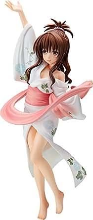 To LOVEる-とらぶる- ダークネス 結城美柑 浴衣Ver. 1/8スケール PVC製 塗装済み完成品フィギュア