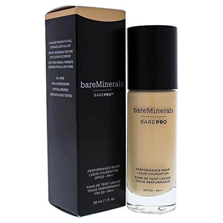 尊敬ドラマ競争Barepro Performance Wear Liquid Foundation SPF 20-13 Golden Nude