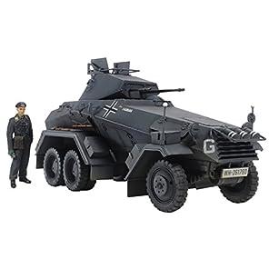 タミヤ イタレリシリーズ No.24 1/35 ドイツ 6輪装甲車 Sd.Kfz.231 プラモデル 37024