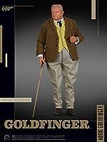 ビッグチーフスタジオ 007 ゴールドフィンガー ゲルトフレーベ オーリック 1/6 hot toys ホットトイズ