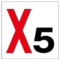 346-051 通り芯表示板X5