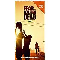 Fear the Walking Dead 2017 Calendar: Includes 13 Posters