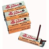 Padmini Dhoop Sticks - 12 Boxes of 10 Sticks Each - 2 Regular by Padmini