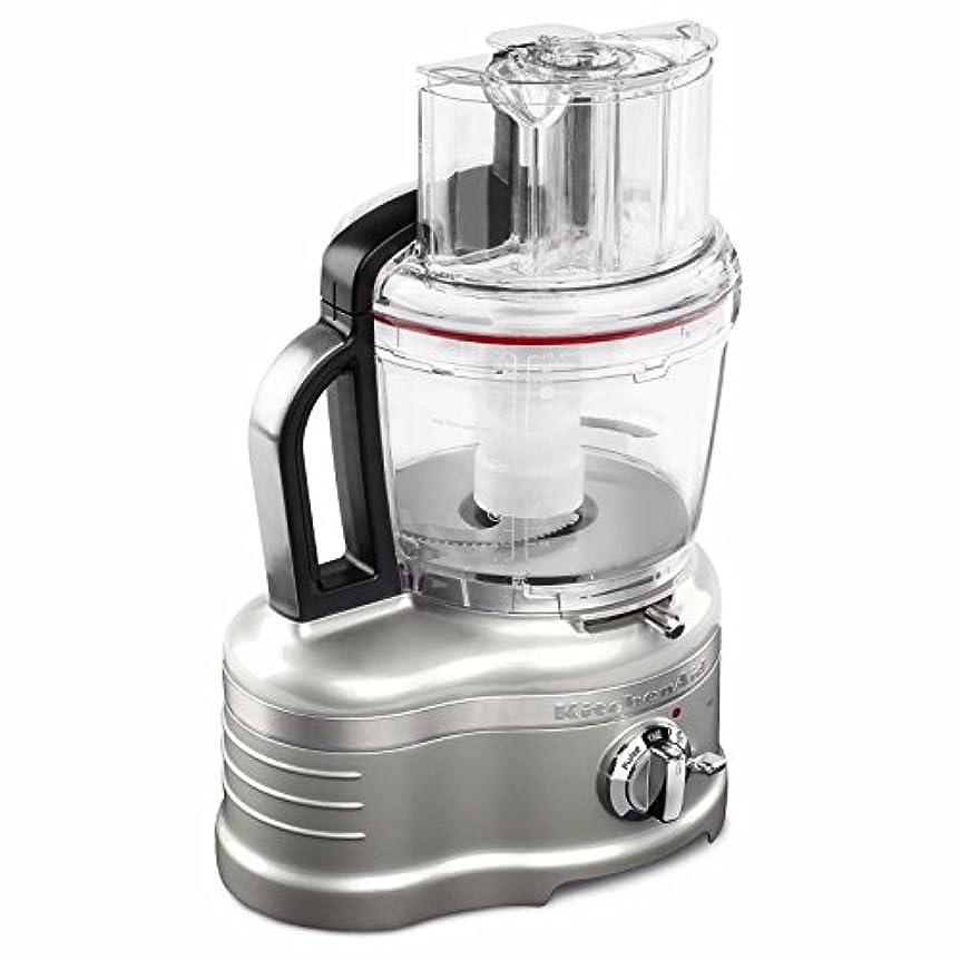 仕様必要とするオン16 Cup Wide Mouth Feed Slicer Chopper Electric Kitchen Appliance Food Processor16カップワイド口金スライサーチョッパー電気キッチンアプライアンスフードプロセッサー [並行輸入品]