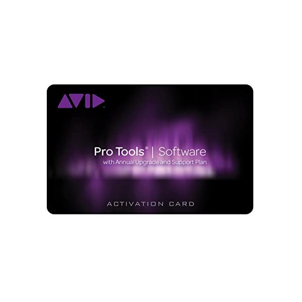 AVID Pro Tools with Annu...の商品画像