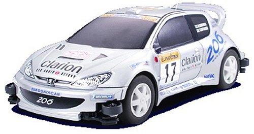 1/28 ラジ四駆シリーズNo.2 ラジ四駆 プジョ- 206 WRC 19702