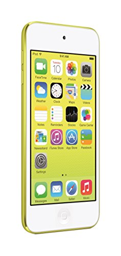 Apple アップル  iPod touch MGG12J/A イエロー/16GB