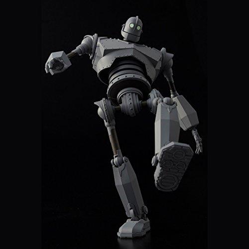 RIOBOT アイアン・ジャイアント 1/80スケール 塗装済み完成品 アクションフィギュア