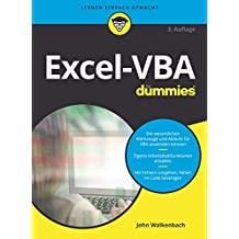 Excel-VBA für Dummies (German Edition)