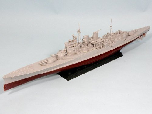 ピットロード 1/700 スカイウェーブシリーズ 第二次世界大戦 イギリス海軍 巡洋戦艦 レナウン1942 プラモデル W119