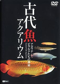 シンフォレストDVD 古代魚アクアリウム -アロワナ・ピラルクたちの神秘-