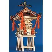 ウッディジョー 1/5 喧嘩神輿 木製模型 組立キット