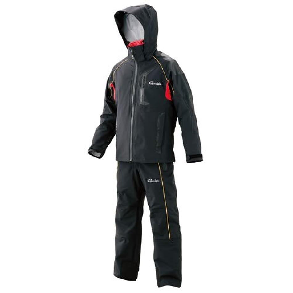 闇ペンバトルがまかつ オールウェザースーツ GM-3433 ブラック (防寒着 上下セット) L
