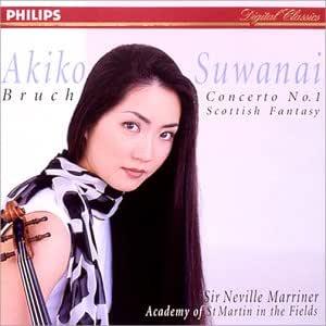 Bruch: Violin Concerto NO.1/Scottish Fantasy