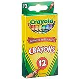 Crayola 523012 Crayons (Set of 12)