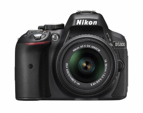 Nikon デジタル一眼レフカメラ D5300 18-55mm VR II ...