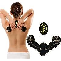 EMSの知能 多機能マッサージ機 首・肩マッサージ器 ストレス解消 頸椎マッサージフィットネス計 頸椎フィットネス充電型チームメイトの肩力マッサージ器の筋肉トレーニング器 EMS腹筋ベルト 男女兼用