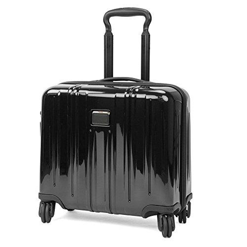 (トゥミ) TUMI スーツケース 4輪 キャリーケース 24L 機内持ち込み可 V3 コンパクト キャリーオン (ブラック)/228004D/BLACK [並行輸入品]