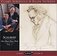 Schubert: Four-Hand Piano Works, Vol. 1: Rondo in D Major, D. 608; Sonata in B-Flat Major, D. 617; Duo in A Minor, D. 947 (Lebensst?rme); Rondo in A Major, D.951; Fantasy in F Minor, D. 940; Fugue in E Minor, D. 952 (2002-05-03)