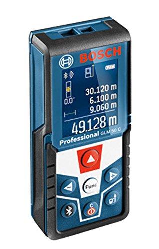 BOSCH(ボッシュ) データ転送レーザー距離計 GLM50C 【正規品】