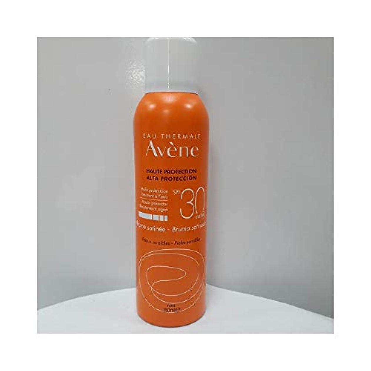 蒸飼料ボトルネックAvene Solar Sunscreen 30 150ml