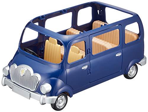 シルバニアファミリー 車 みんなでドライブ ファミリーワゴン