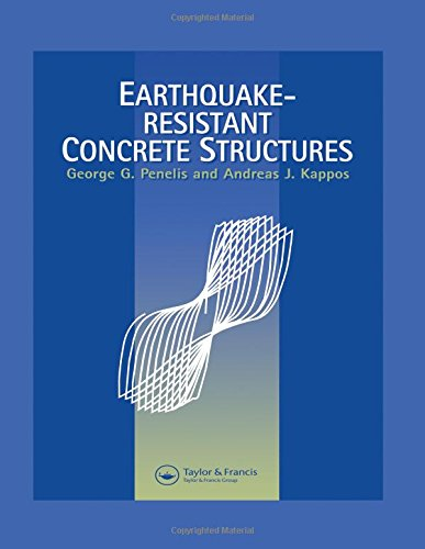 Download Earthquake Resistant Concrete Structures 0419187200