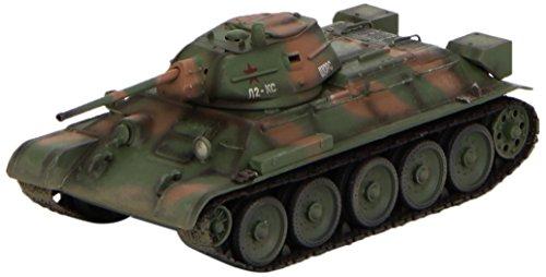1/72 T-34/76 1942 2色迷彩 (完成品)
