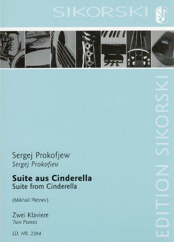 プロコフィエフ:「シンデレラ」組曲 Op.87/シコルスキ社...