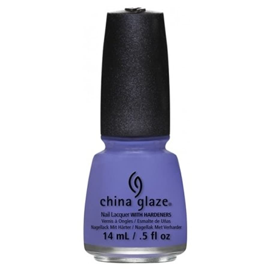 CHINA GLAZE Nail Lacquer - Art City Flourish - What A Pansy (並行輸入品)