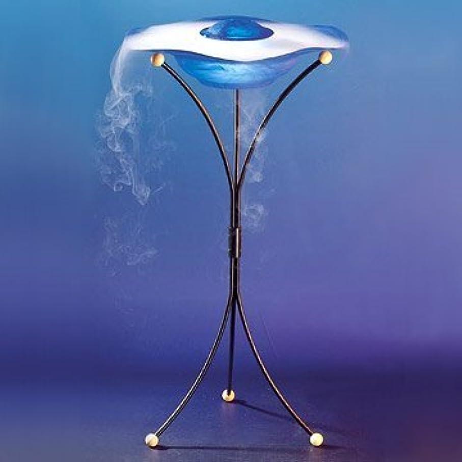 スローガンとまり木エゴイズムCanary Products Floor Mist Fountain, Blue [並行輸入品]