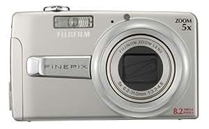 FUJIFILM デジタルカメラ FinePix (ファインピックス) J50 シルバー FX-J50S