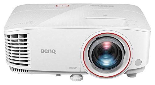 BenQ DLPプロジェクター TH671ST 短焦点モデル (フルHD/3000lm/2.7kg/1.5mで100インチ投写)