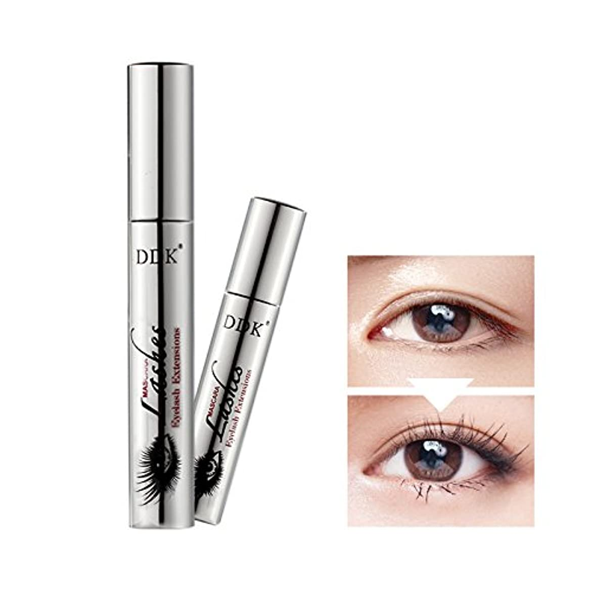 一致する夕方認知Beautygram DDK 4D MASCARA 4D マスカラ Long Extension Amazing Eyelash ロング エクステンション アメージング まつ毛 [並行輸入品]