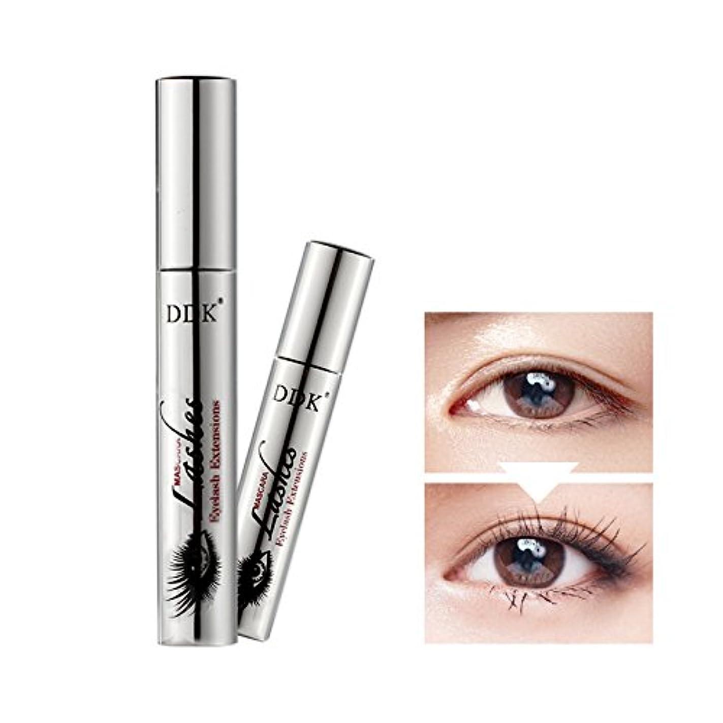 シルエット一時停止量Beautygram DDK 4D MASCARA 4D マスカラ Long Extension Amazing Eyelash ロング エクステンション アメージング まつ毛 [並行輸入品]
